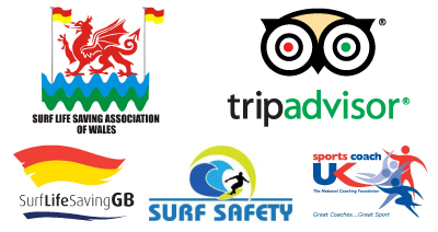 Porthcawl Surf School Accreditations