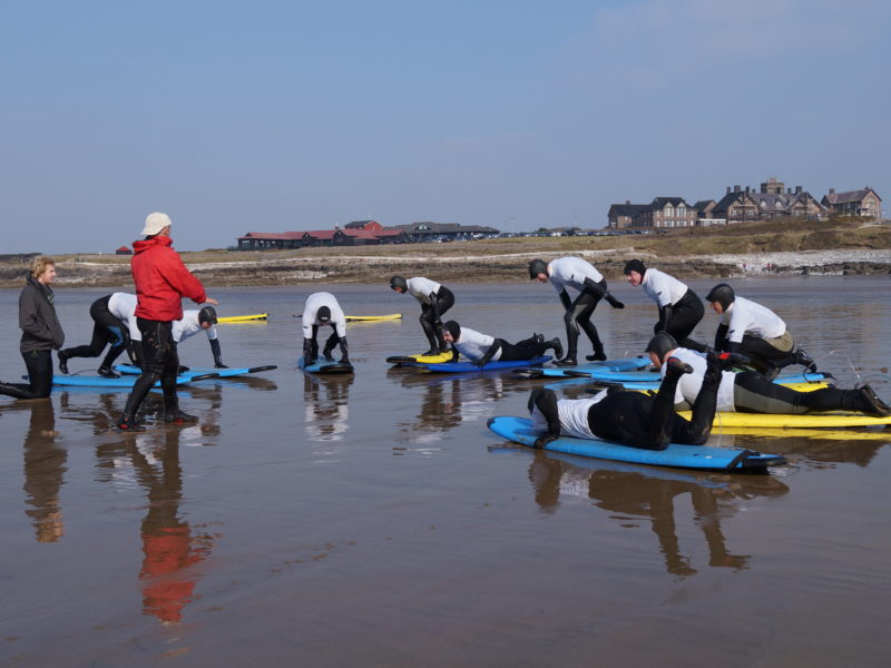 Foundation Surf Instructor Course