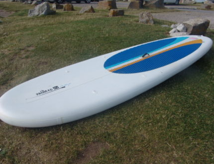 Paddle Boards for hire at Porthcawl Surf
