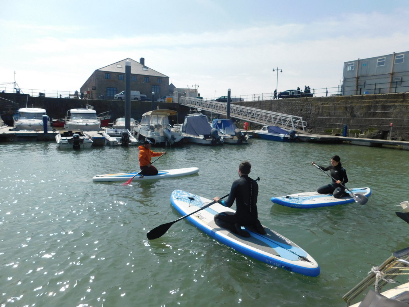 Stand Up Paddle Board Instructor Course