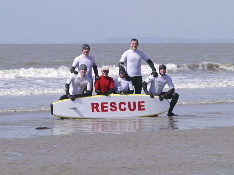 NVBLQ - National Vocational Beach Lifeguard Qualification
