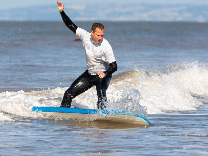 Surf Lessons with Porthcawl surf