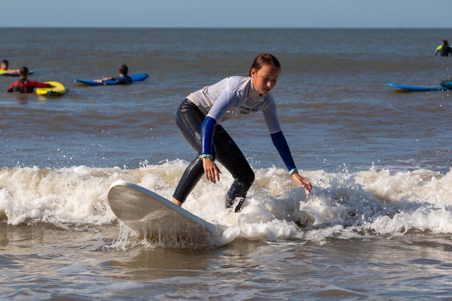 Improver Surf Courses with Porthcawl Surf School