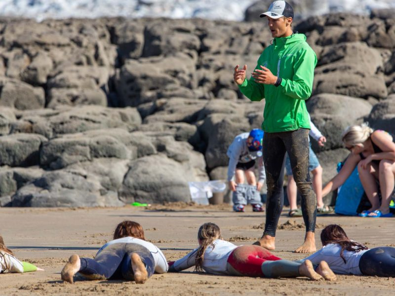 Surf Sports Internship at Porthcawl Surf