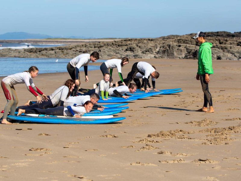 Surf Courses with Porthcawl Surf