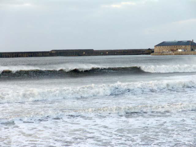 Coney Beach - High Tide