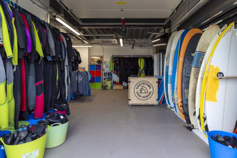 Porthcawl surf School, Rest Bay Watersports Centre