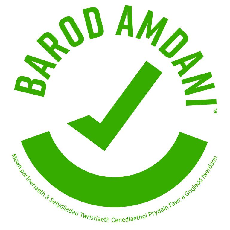 Good To Go Wales - Barod Amdani