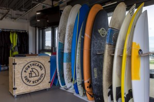 New Watersport Centre at Rest By - as it Develops