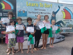 Surf Maniax - Surfing Lessons for kids with Porthcawl Surf